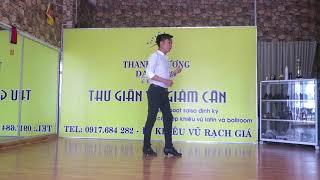 CHACHACHA LỚP 1,2,3,4| NAM & NỮ|HLV THANH PHƯƠNG