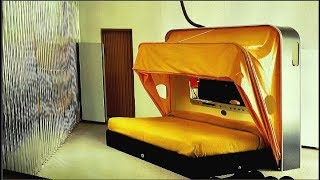Most Unusual beds and Strange beds Designs in the world