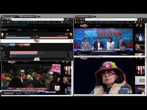 Pussygrabber #ElectionDay/#ElectionNight Stream