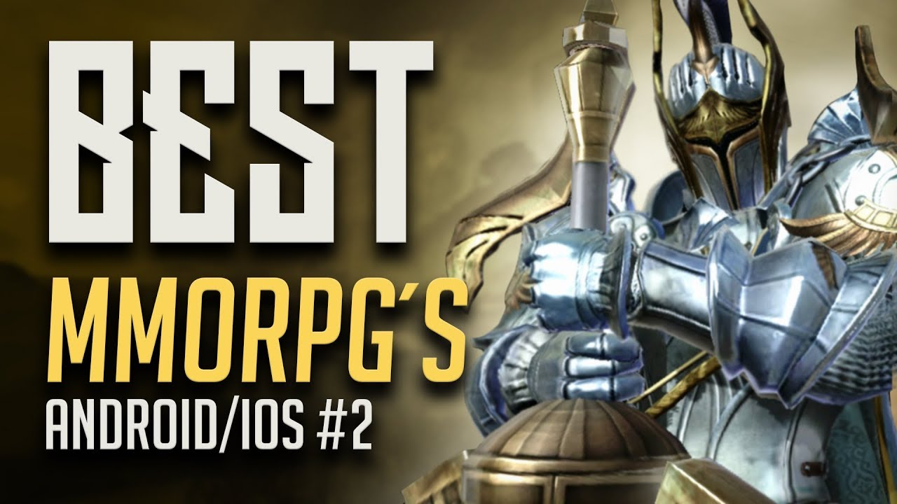Mmorpg Ios Android 2 Top Mmorpg Mobile Games 2019