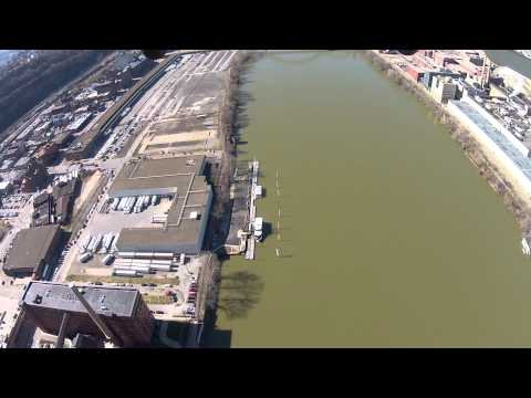 Executive Helicopters S58C Allegheny Center Lift 013.MP4