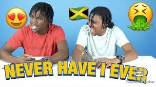 Jamaicans Play Never have i ever