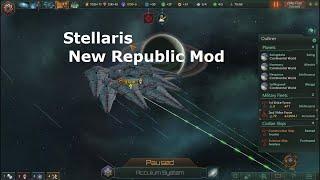 Stellaris New Republic Mod