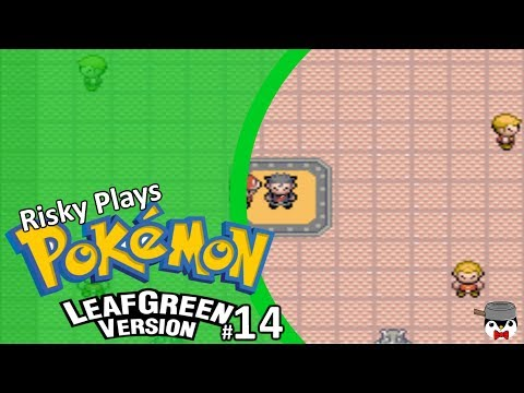 Risky Play Pokémon Leaf Green Episode #14 Koga You Are Going Down