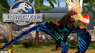 Jurassic World The Game - Max Level Tropeognathus Gameplay! iOS/Android