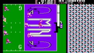 Tecmo Bowl - Week 9 Cleveland - Vizzed.com GamePlay - User video