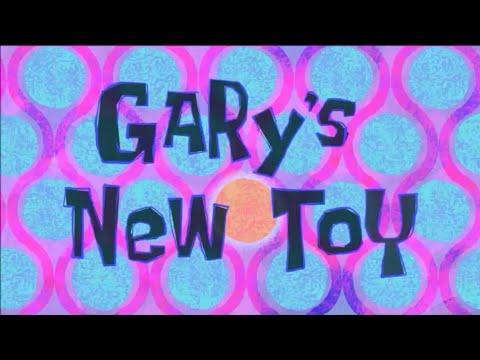 SpongeBob Titles - SEASON 9 REMAKES Gary's New Toy