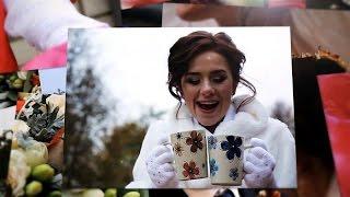Видеосъёмка в Гродно. Свадьба. Слайдшоу из видеокадров. Свадьба Елены и Евгения.Беларусь.
