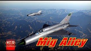 War Thunder - Mig Alley