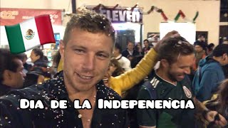 Gambar cover Acabo de Llegar a MEXICO con apenas una Mochila ...no esperaba eso | Grito de La Independencia