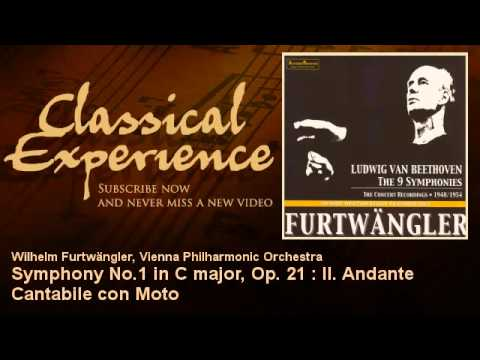 Ludwig Van Beethoven : Symphony No.1 in C major, Op. 21