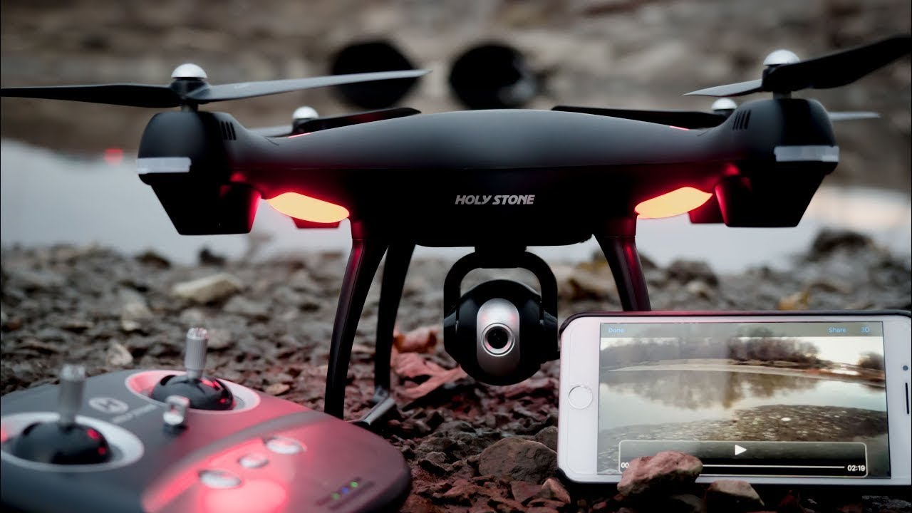 Coolest Drones On The Market Today (2018)