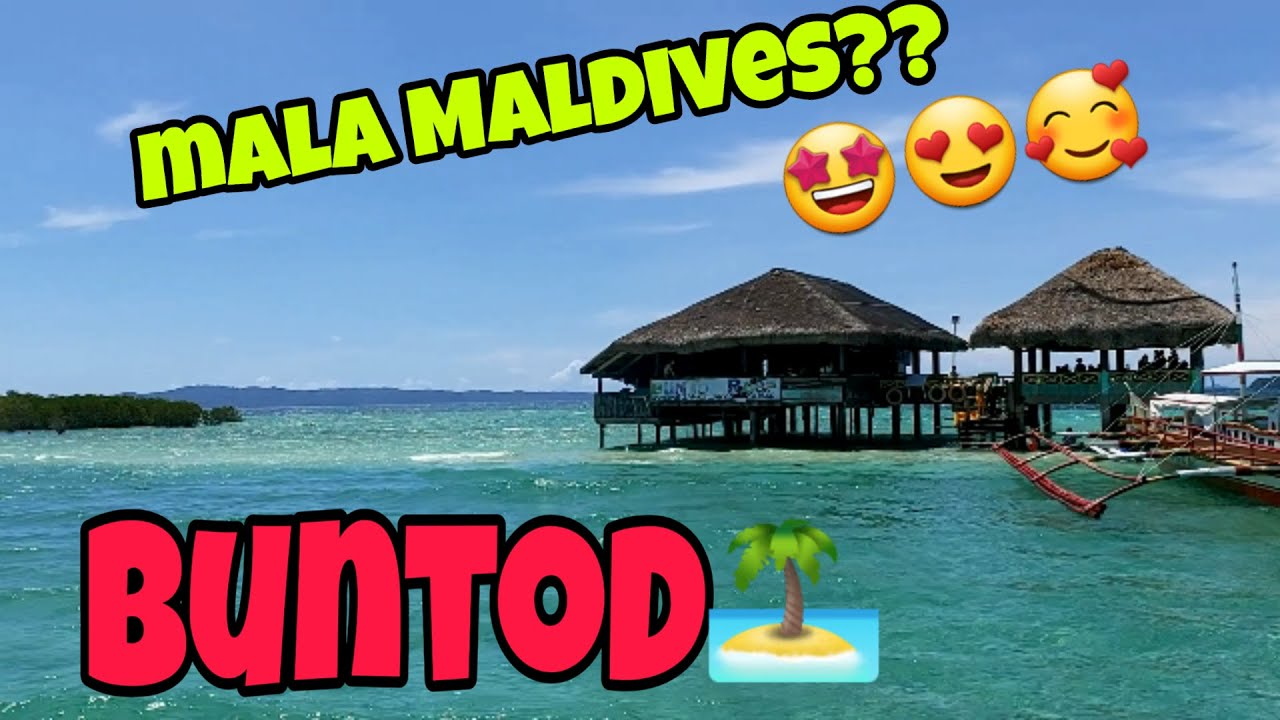 A cheap way to feel like in MALDIVES