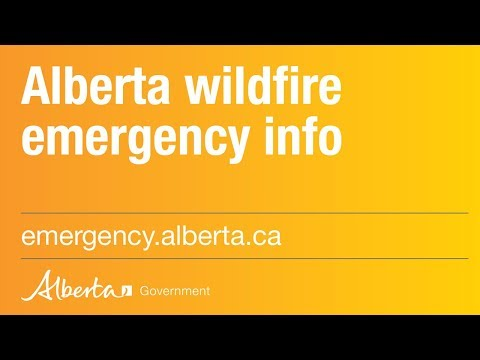 Update 1: Southern Alberta wildfire - Sept. 12, 2017 at 11:30 am.