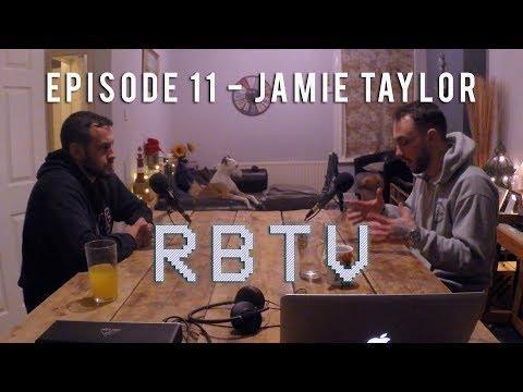 RBTV Episode 11 - Jiu Jitsu & Streetfighter with Jamie Taylor