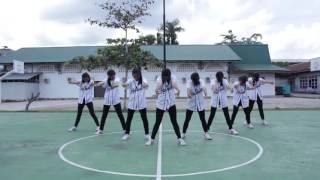 Dance SMP Kalam Kudus EVOLUTION CREW