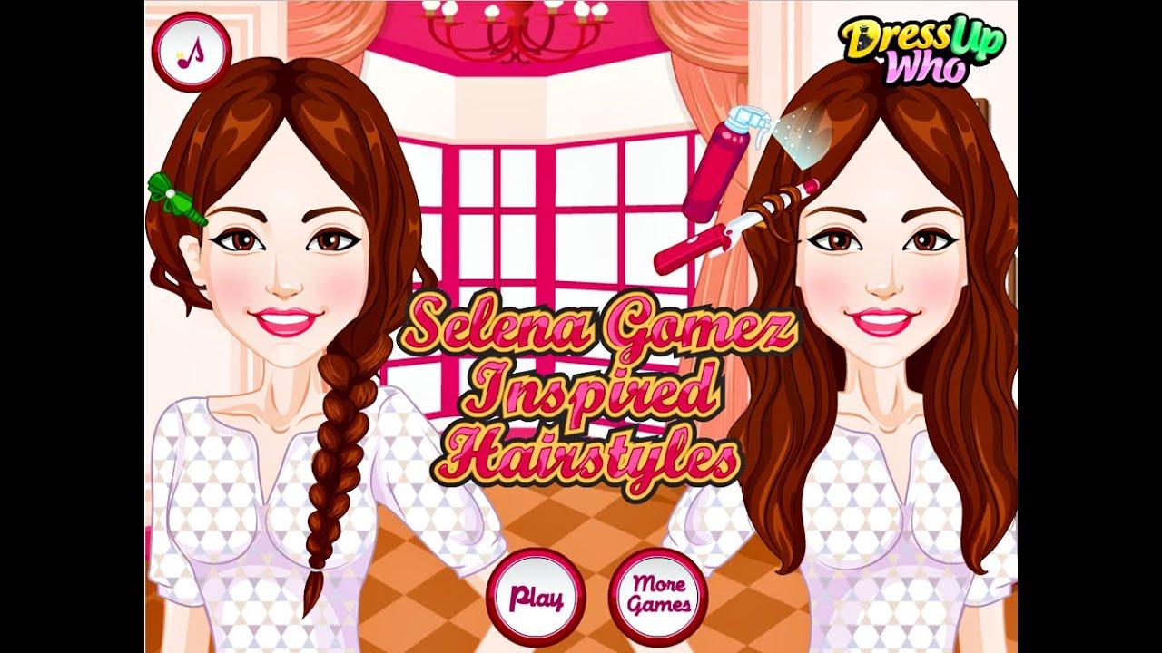 celebrity games- selena gomez inspired