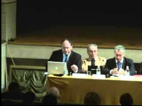 PG1 Convegno Governance Conservatorio di Castelfranco: intervento di Paolo Gasparin I parte.flv
