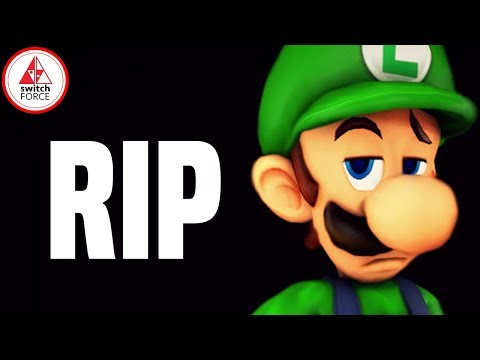Luigi Is Dead...But Did He REALLY Die Today??