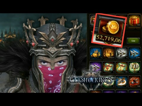 CARA HACK CLASH OF KINGS 2019 | NO BANNED
