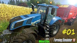 Farming Simulator 2015 #01 - w/FaceCam