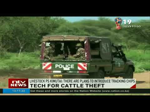 State to introduce tracking devices to curb livestock theft - YouTube