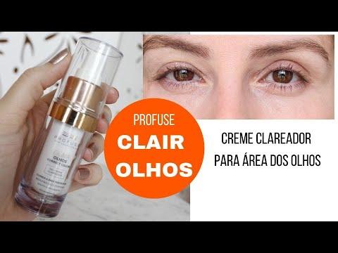 Clair Olhos Profuse