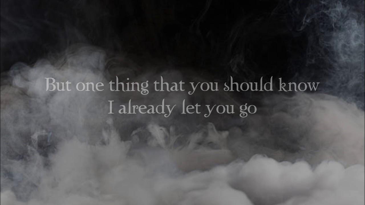 Leroy Sanchez - Let You Go - LYRICS - YouTube