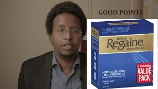 Regaine (Rogaine) for hair loss - pharmacist review
