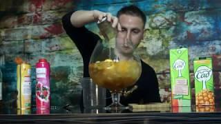 видео Коктейль Шампанский пунш