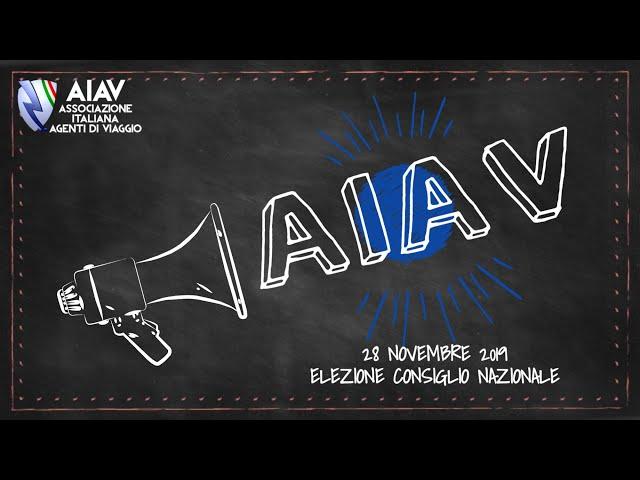 AIAV - Elezioni Consiglio Nazionale 2019