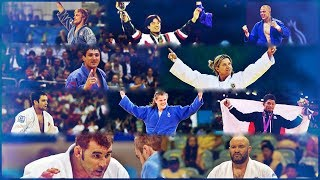 Brilliant judokas that haven't won World or Olympic gold
