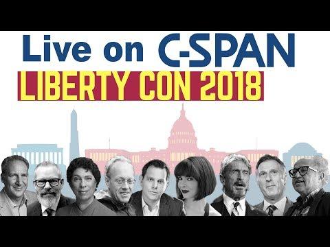 LibertyCon Live on C-Span