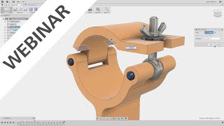 Fusion 360 For Beginners - Recorded Webinar