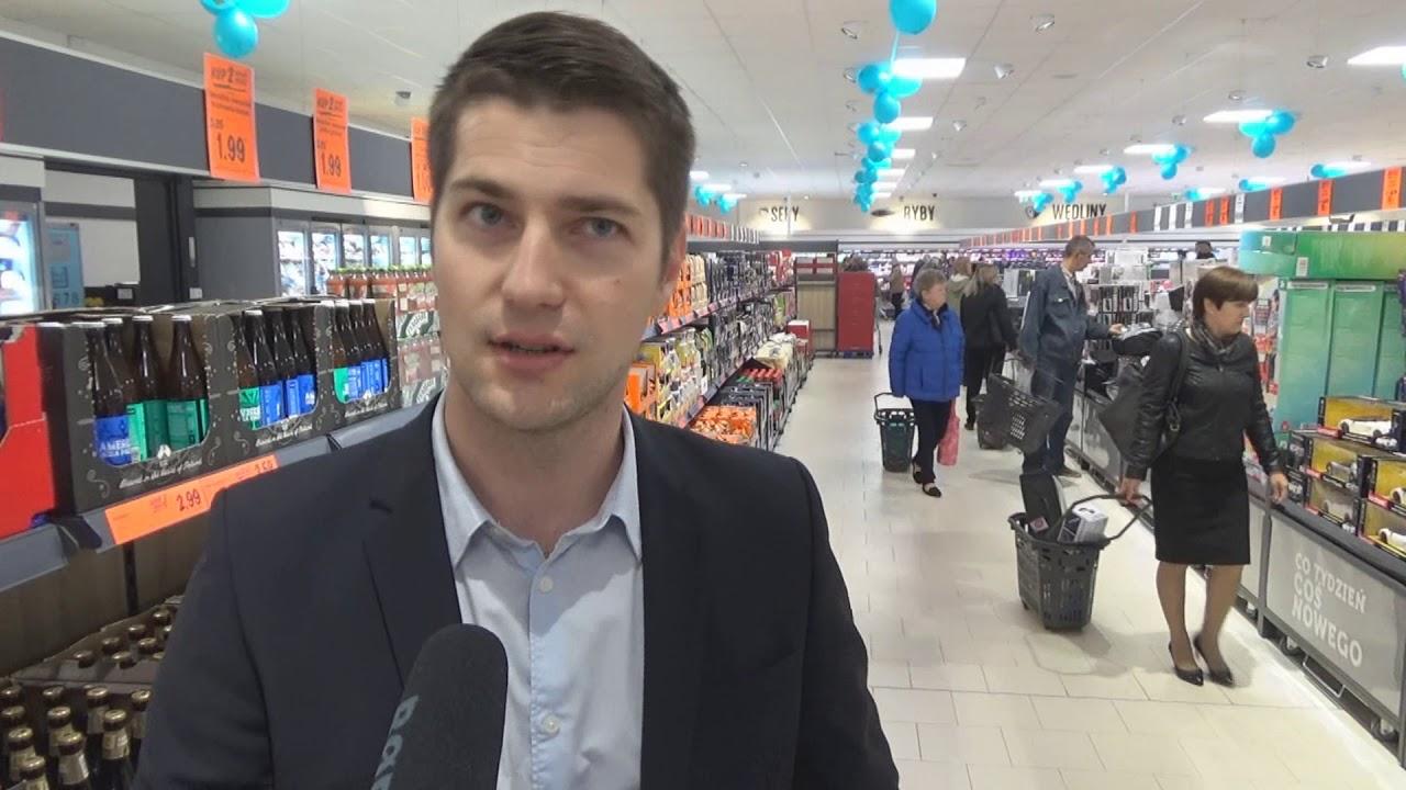 Otwarcie nowego sklepu Lidl w Lublinie