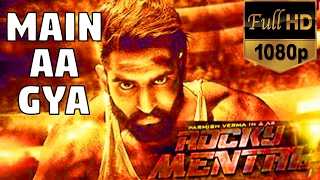Main aa Gya 💪   Parmish Verma Feat. Desi Crew   Rocky Mental 1080p Full Song Video Official
