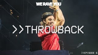 IN MY MIND (AXWELL MIX) // We Rave You Throwback // Episode 6