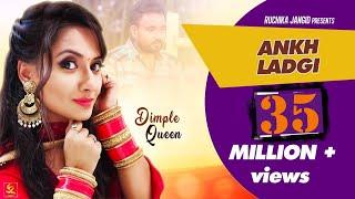 Ruchika Jangid | Aankh Ladgi | Ameet Choudhary | Mashup | Latest New haryanvi Songs haryanvi 2019