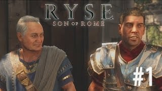 "RYSE: Son Of Rome - ""La Caida de Roma"" 