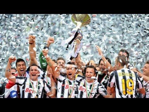 Campioni d'Italia. La premiazione allo Juventus Stadium - Champions of Italy