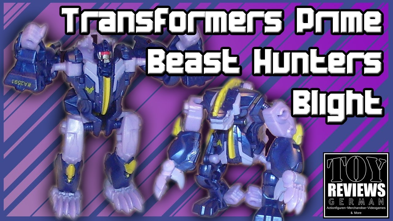 transformers prime beast hunters deutsch