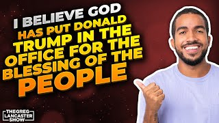 """I believe God has put Donald Trump in the office for the blessing of the People"" -Anne Graham-Lotz"