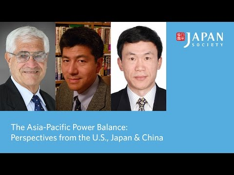 The Asia-Pacific Power Balance: Perspectives from the U.S., Japan & China