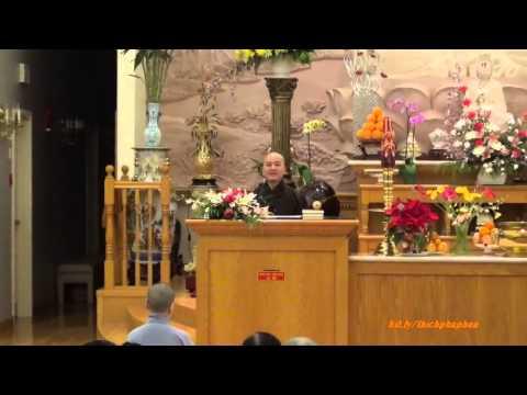 Giới thiệu Kinh Lăng Nghiêm (Quá Hay) - Thầy Thích Pháp Hòa tại Tu Viện Trúc Lâm , ngày 27/12/2014