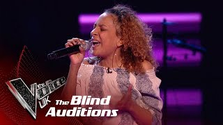 Shivon Kane's 'Fine Line' | Blind Auditions | The Voice UK 2019