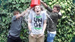 Eiskaltes Wasser über den Kopf! - ALS Ice Bucket Challenge | ungespielt