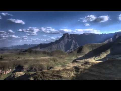 Amphitheatre, Drakensberg Tours Video