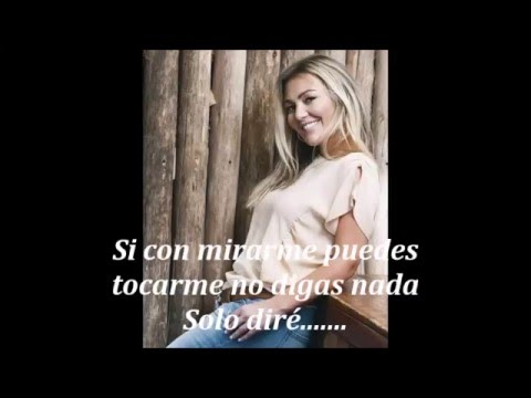 Amaia Montero Yo A Ti También Letra