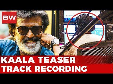 Kaala Teaser Track Recording! | Keba Jeremiah | TK 941