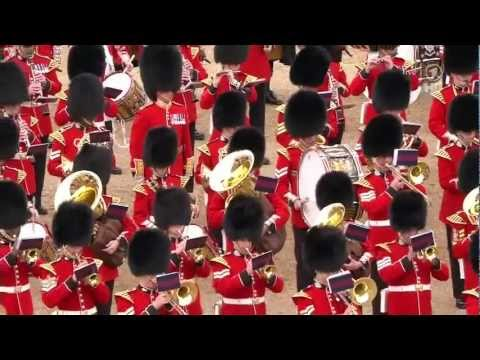 Trooping the Colour 2012 (German)